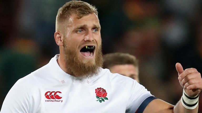 test Twitter Media - Brad Shields handed England start with Danny Cipriani on the bench: https://t.co/E0JqQzuZre https://t.co/0Zrcf3OjZM