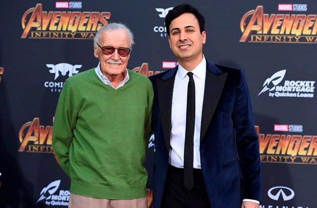 1310 NEWS's photo on Stan Lee