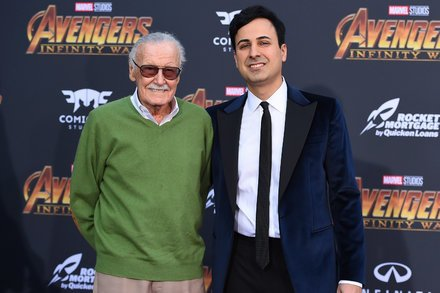 News Daily's photo on Stan Lee