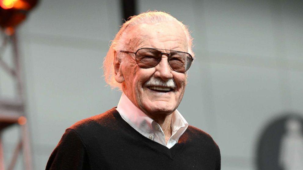 La de Coyoacán's photo on Stan Lee