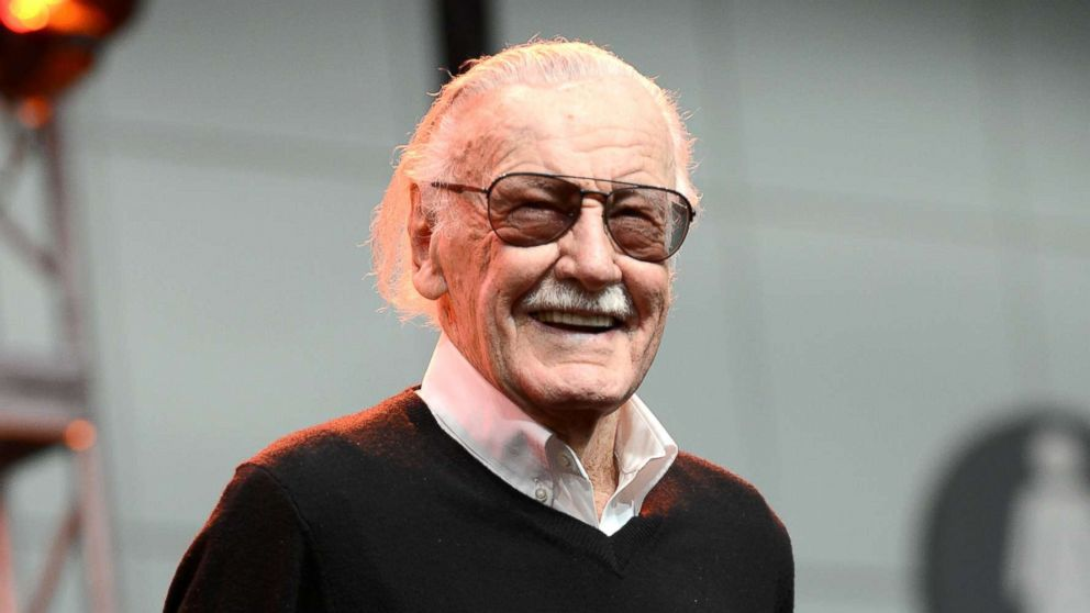 Fábio's photo on Stan Lee