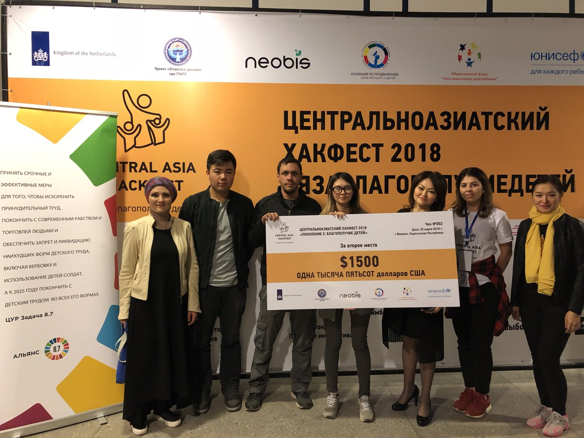 #Kyrgyzstan: Looking for digital solutions to combat #child_labour #ILO ilo.org/moscow/news/WC…
