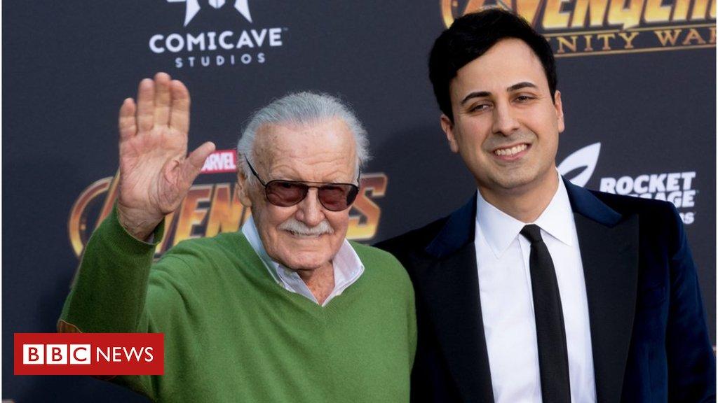 Amit kumar's photo on Stan Lee