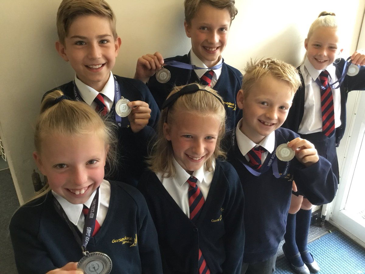 test Twitter Media - Well done to these children who finished second in their athletics competition yesterday! #gorseype https://t.co/Fc3u0hCkvL