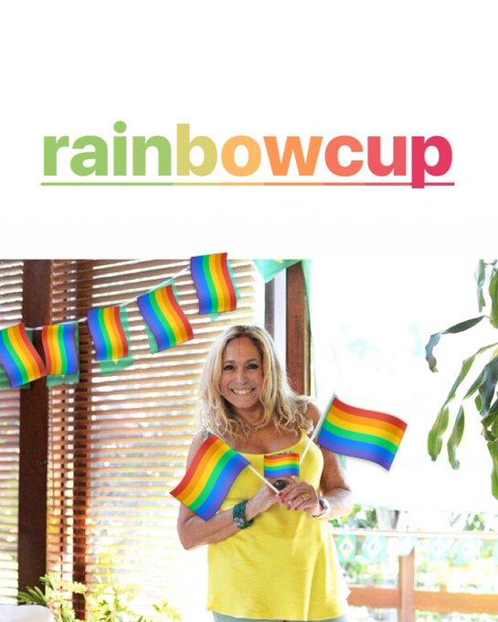 #RainbowCup Foto