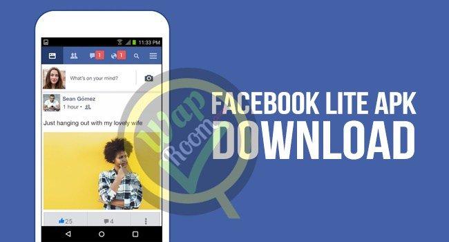 download facebook lite apk | Image Slny
