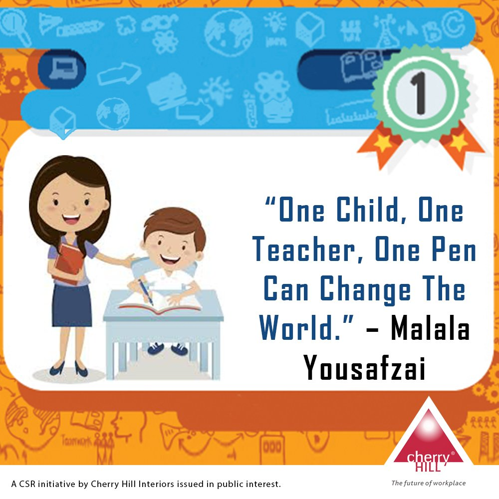 Education Shouldnu0027t Be A Luxury, It Should Be Available To Every Child  Regardless Of Their Race, Caste, Gender, Economic Background. Help The  Nation Grow, ...