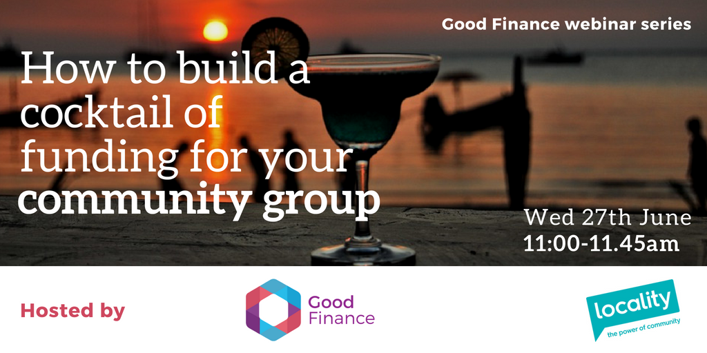 """test Twitter Media - Are you a #community or #local organisation looking for different sources of funding, including #socinv? The next webinar in our series...   """"How to build a cocktail 🍸of funding 💰 for your community group""""   Wed 27th June. 11-11:45am. Sign up 👇 https://t.co/xJEYKnBYLR https://t.co/dBzDAmknqE"""
