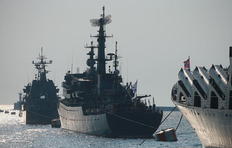 Russian Defense Ministry rejects reports about putting Black Sea Fleet on high alert https://t.co/zCzpk3N06G © Vladimir Smirnov/TASS