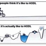 Image for the Tweet beginning: Long-term investors know these feels.