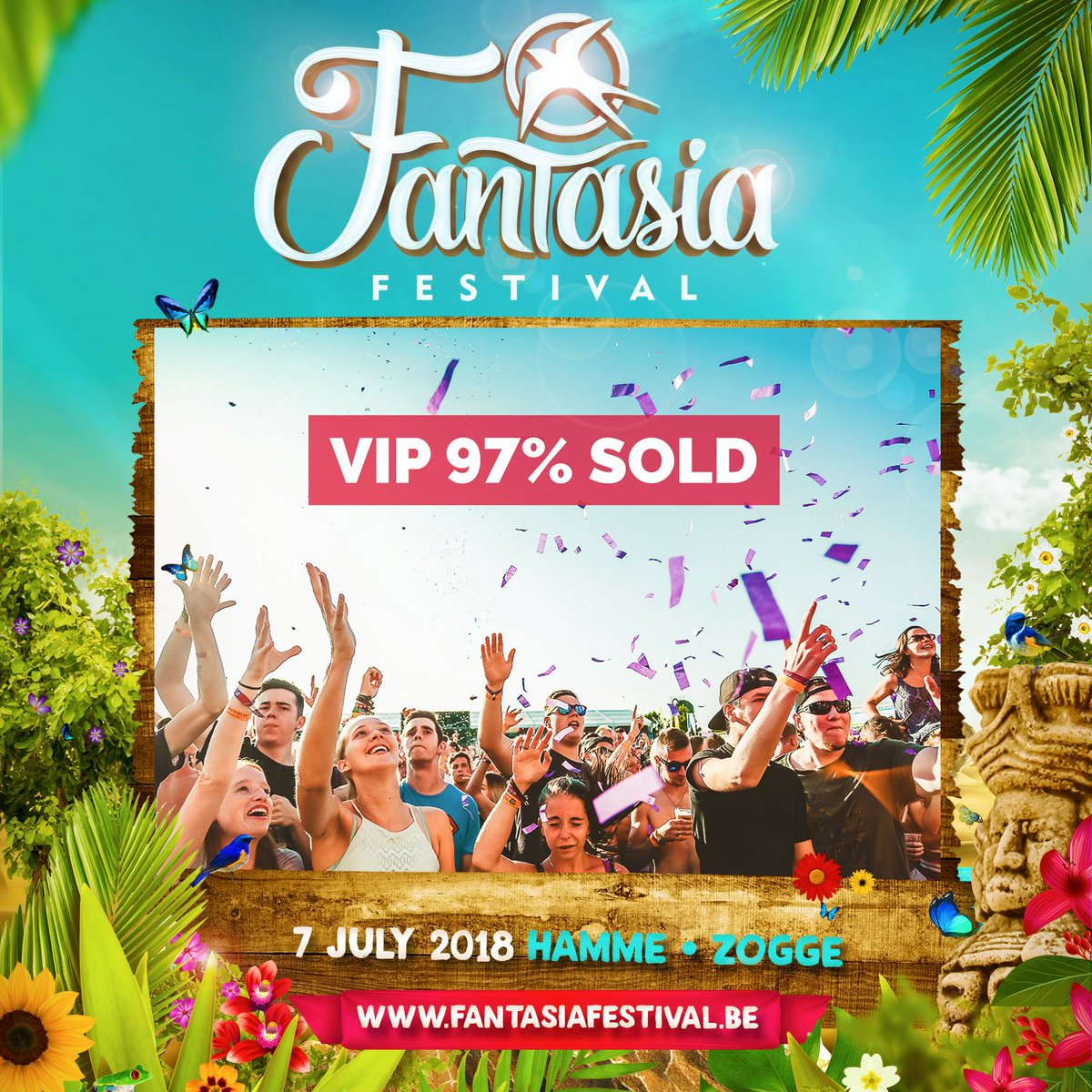 21557a96c Last chance to buy a VIP ticket 🚨 Fantasia Festival 2018 VIP has an all