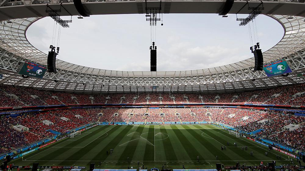 Russia's World Cup opening ceremony to commence https://t.co/0mk8DG0hzs