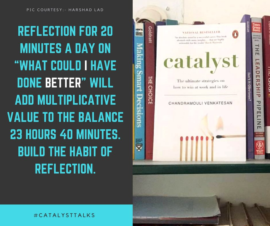 Catalyst Book By Chandramouli