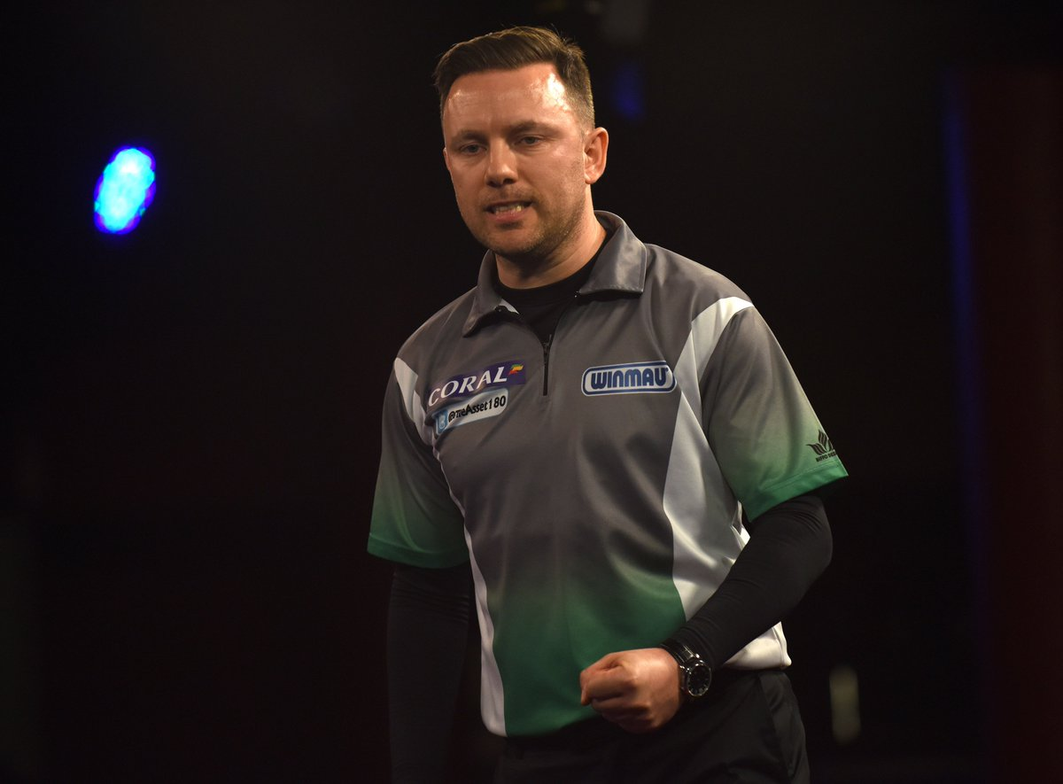 """I was ready to walk away, I felt like I was done, but my mentality is different now - it feels like I've got a second crack of the whip."" Paul Nicholson determined to build on his run in Gibraltar after nearly walking away from the game altogether. ➡️ pdc.tv/news/2018/06/1…"