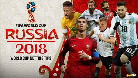 #WorldCup  2018 has started. Watch and win thousand of dollars. Bet now on team, players. Choose handicappers to win the betting. https://t.co/XLjG6n8hS2
