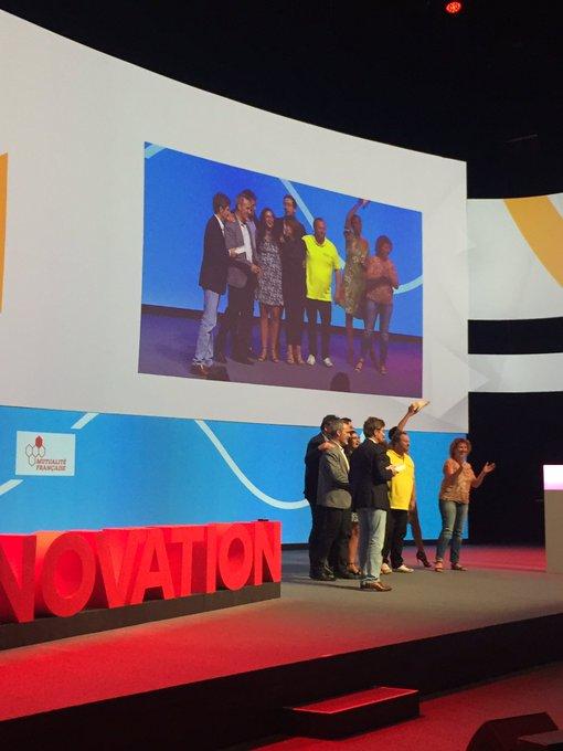 #mutcongres @mutualite_fr #innovathon En avant pour le MutCoin Photo