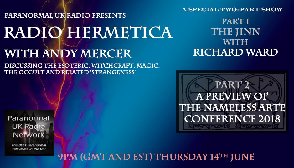 Paranormal UK Radio Network On Twitter Tune In Tonight At 900 PM