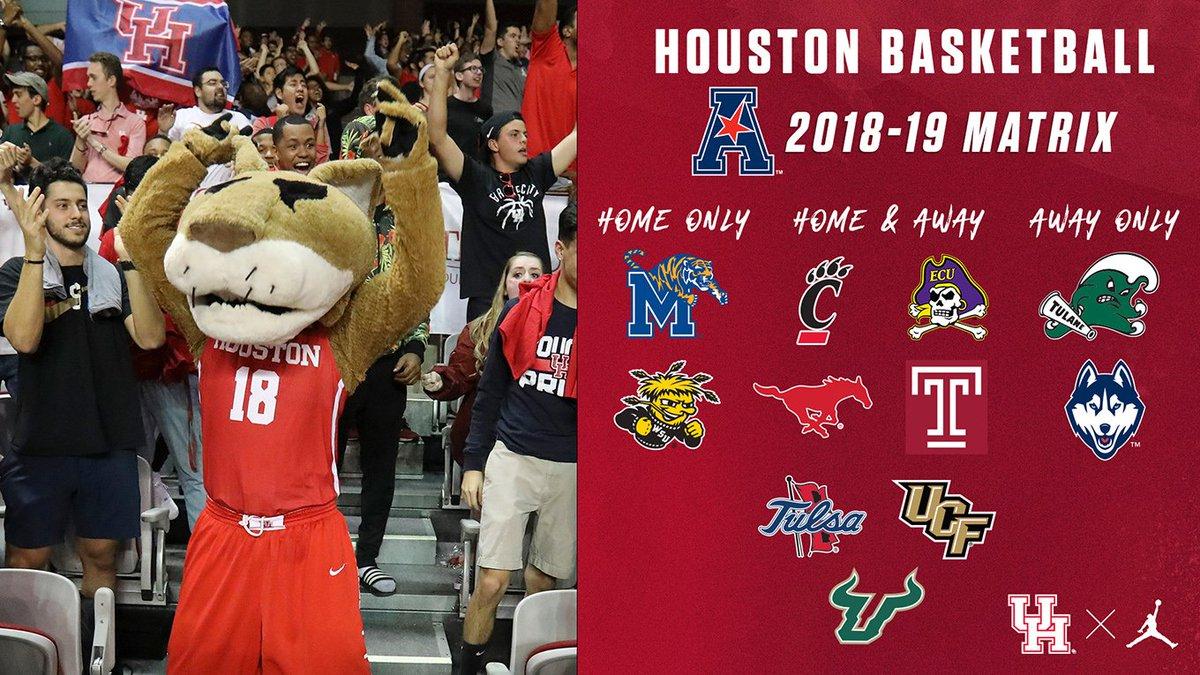 92cf24affd7 Houston Men's Hoops 🏀 🐾 on Twitter: