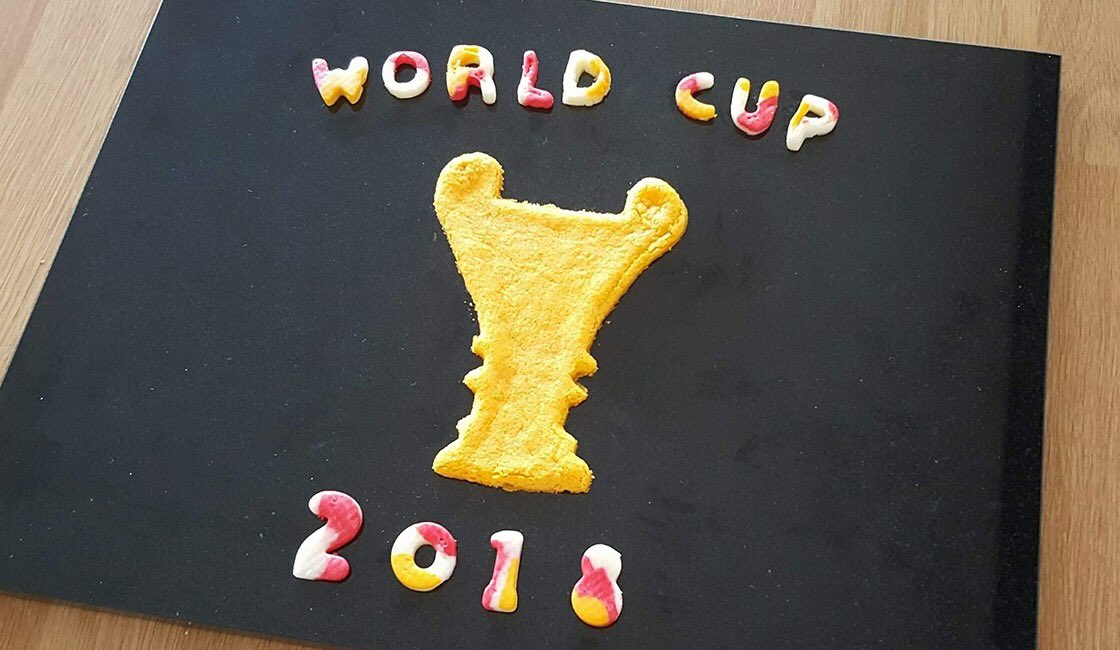 The World Cup 2018 has officially started! We made these lovely World Cup Biscuits to celebrate. Why don&#39;t you give them a go? They&#39;re perfect for a world cup party! Recipe is here:  https://www. vitafriendspku.com/en/recipes/low -protein-biscuit/ &nbsp; …  #pku #pkurecipes #worldcup2018<br>http://pic.twitter.com/2PqNsKbYed