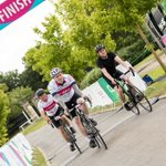 Thanks to all those #CyclingHeroesUK who pedaled their way across the finishing line in aid of @actnforchildren #CBRE