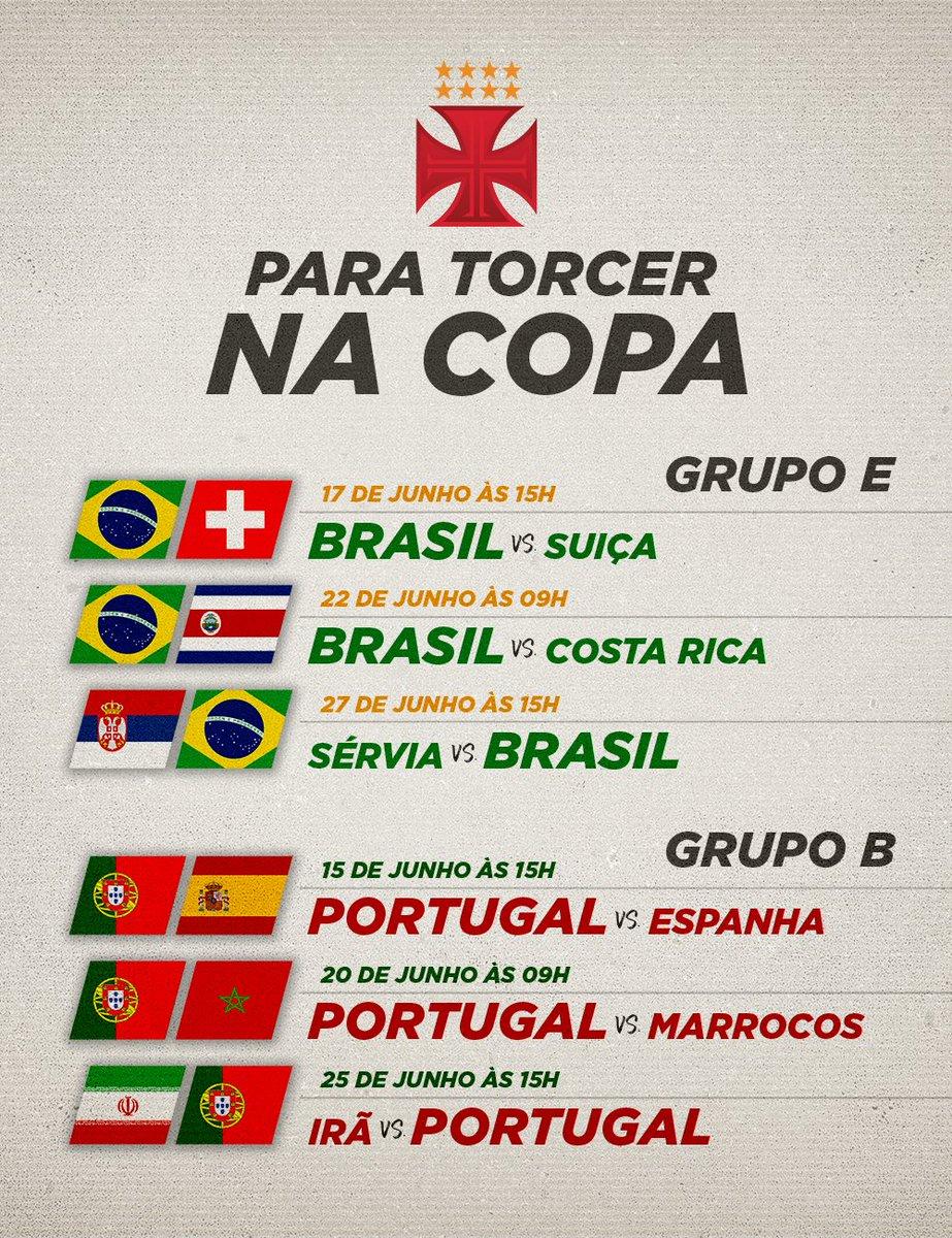 Nossa pátria e nossas raízes!   Acompanhe Brasil e Portugal na #Copa2018