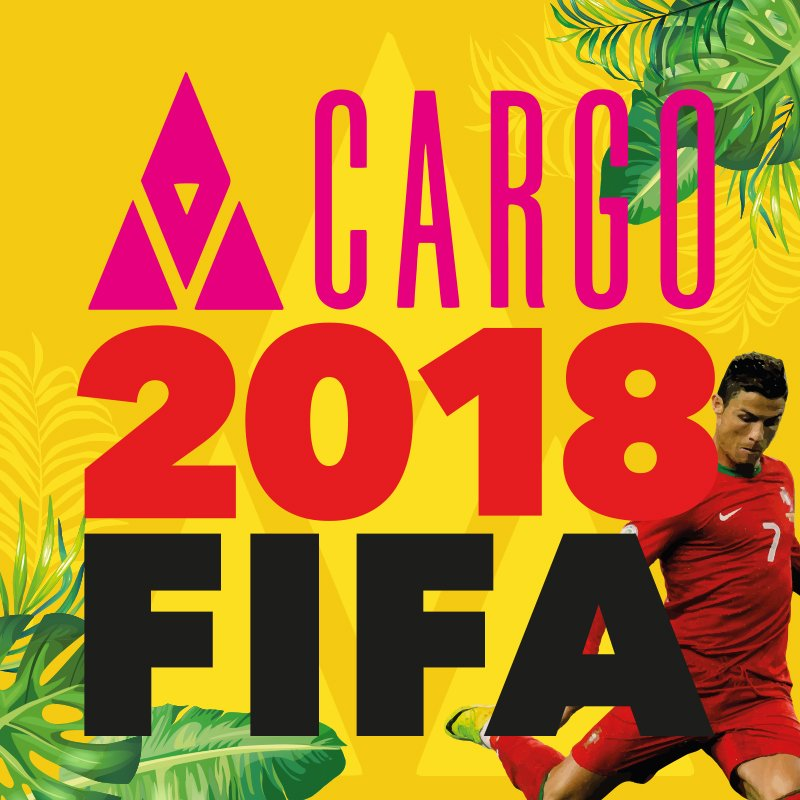 Cargo On Twitter Fifa World Cup 2018 At Cargo All Games