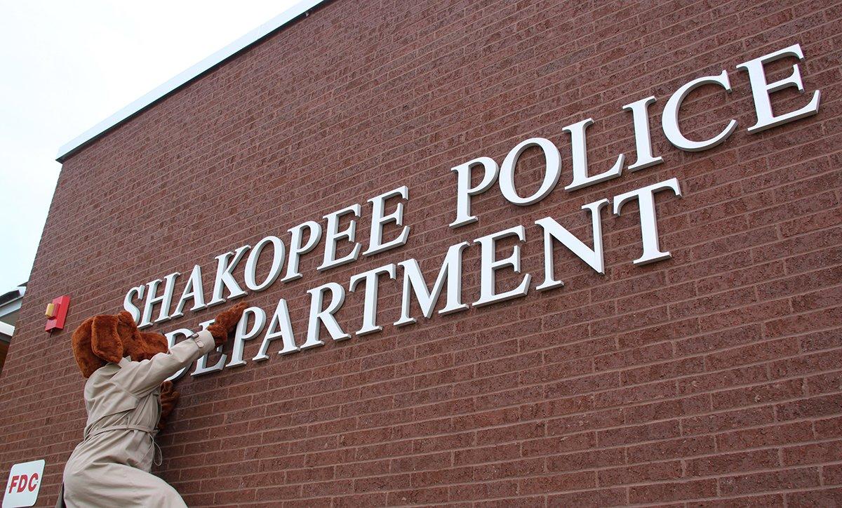 Shakopee Police's photo on #mprraccoon