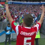 Cheryshev Twitter Photo