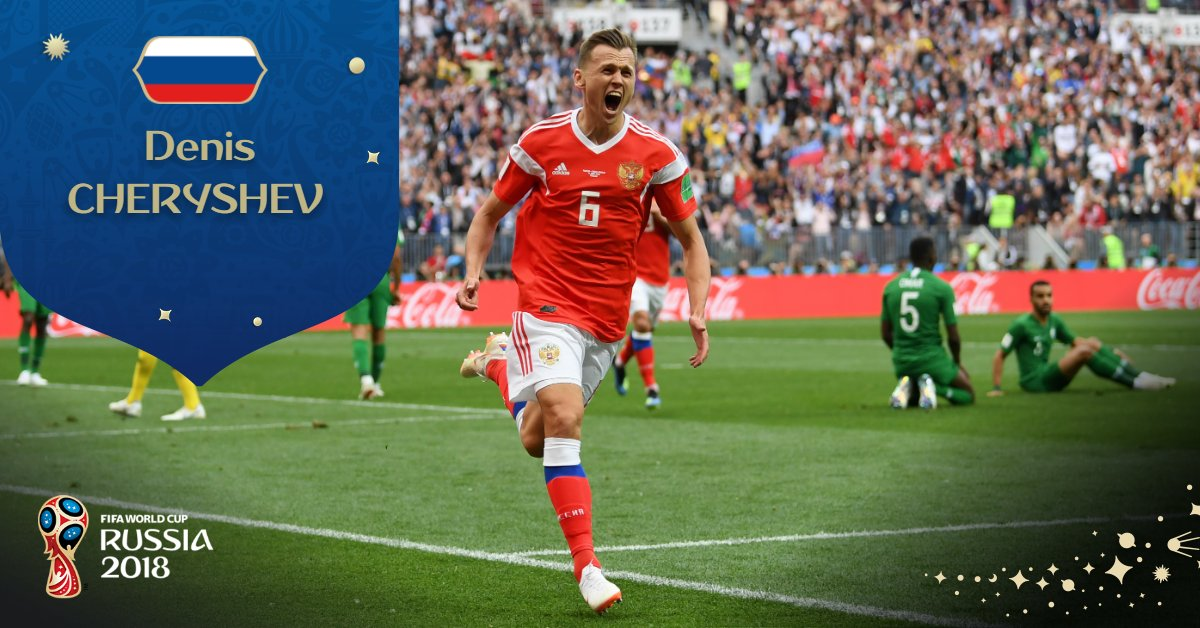 Piala Dunia: 5 Fakta Penting di Balik Laga Rusia Vs Arab Saudi - 2