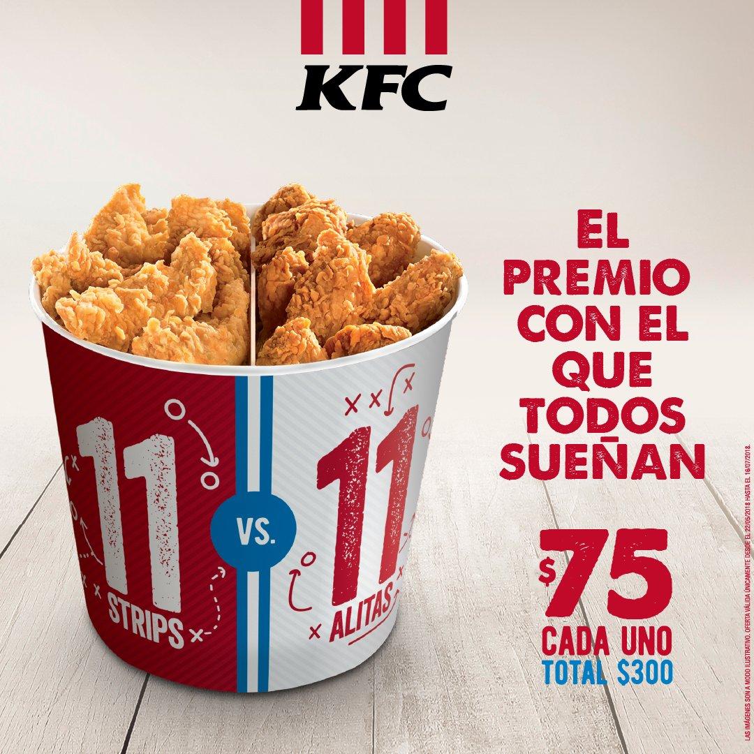 Kfc Argentina On Twitter Después De 4 Años Hoy Empieza Y