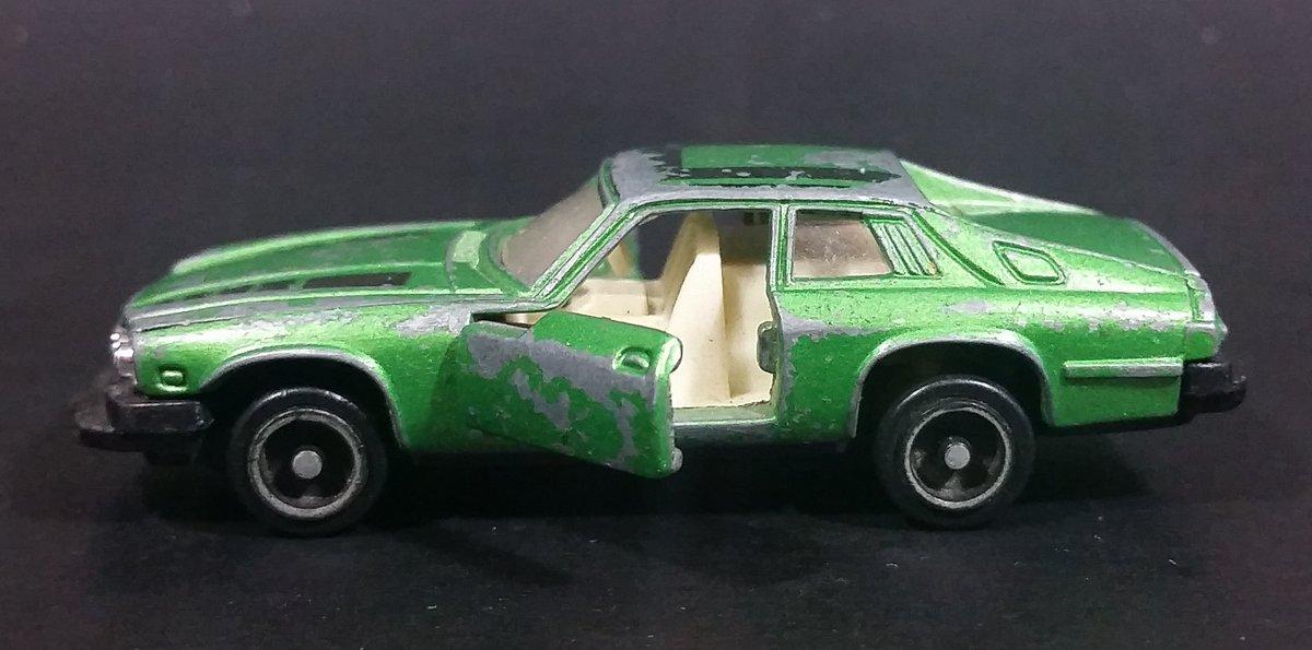 Treasurevalley On Twitter Rare Vintage Cf Jaguar Xj S Green With