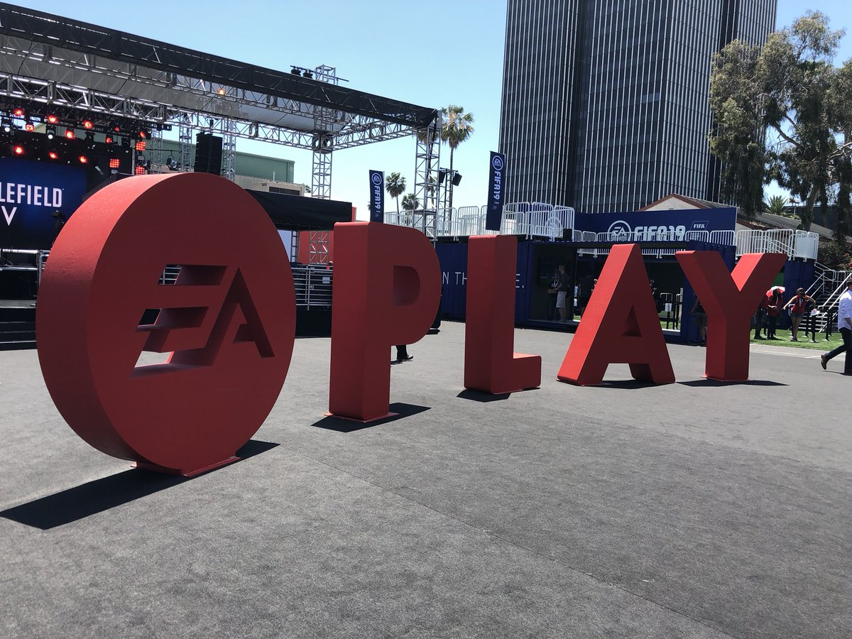 Getting to go to EA Play and then meeting everyone I work with from around the world were both incredible opportunities that I'm thrilled to have gotten the chance to be a part of. I hope to see you all again soon! Safe travels to all.