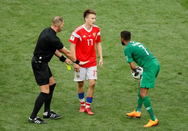 Piala Dunia: 5 Fakta Penting di Balik Laga Rusia Vs Arab Saudi - 5