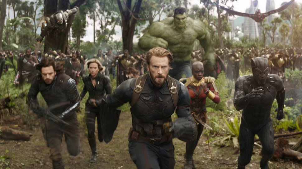 Find out which #Avengers: #InfinityWar character best describes you as friend: https://t.co/l5RsRaKuna https://t.co/MxpDiQz59w