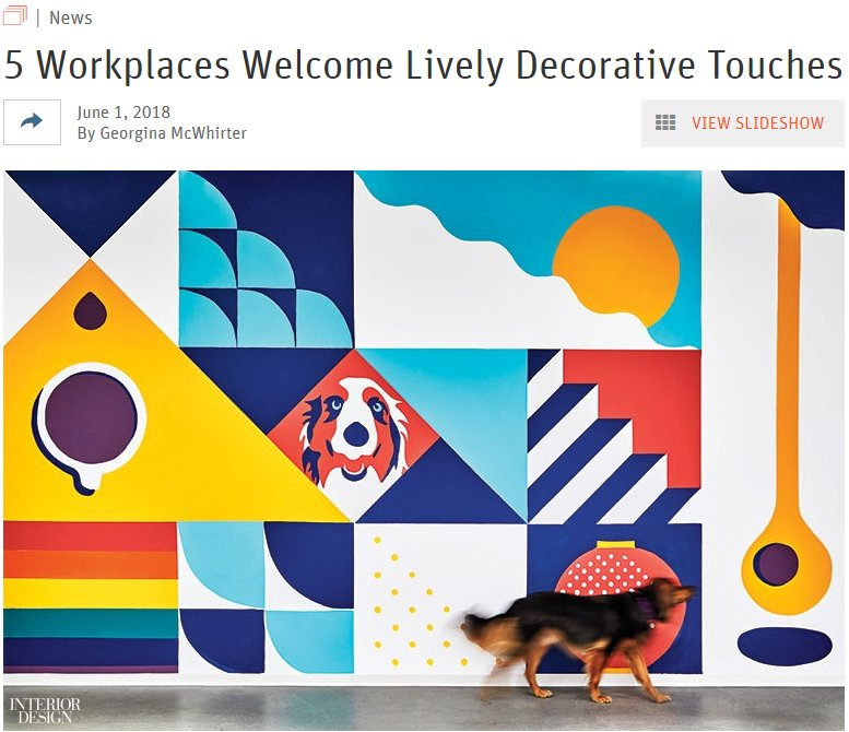 Love these quirky workplace designs featured in Interior design magazine. Which ones your favourite? https://t.co/0amPxCaWQB #workplace #design #original