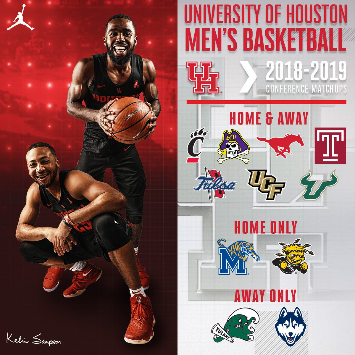 f29ff7be007 Houston Men's Hoops 🏀 🐾 on Twitter: