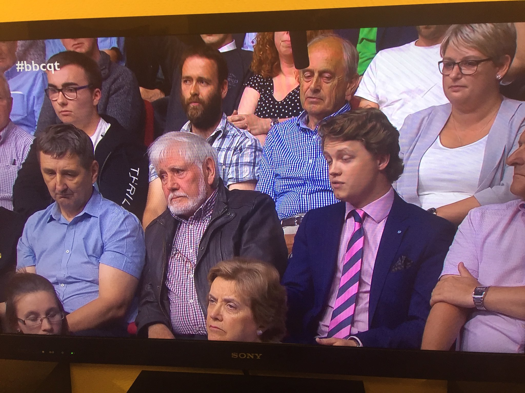 This game of 'Spot the Tory plant' is getting a bit too easy isn't it  #bbcqt https://t.co/K3RPwaOc2k