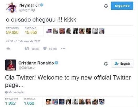 Essa imagem bota um ponto final de uma vez por todas na treta 'Brasil x Portugal'.