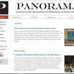 The spring issue of #JournalPanorama is here! All #online, all #openaccess, all the time. https://t.co/ypcQFWjotI #AmericanArt #AfricanAmericanArt #publichistory #publicmonuments #PSTLALA https://t.co/SyzX7VLzdB