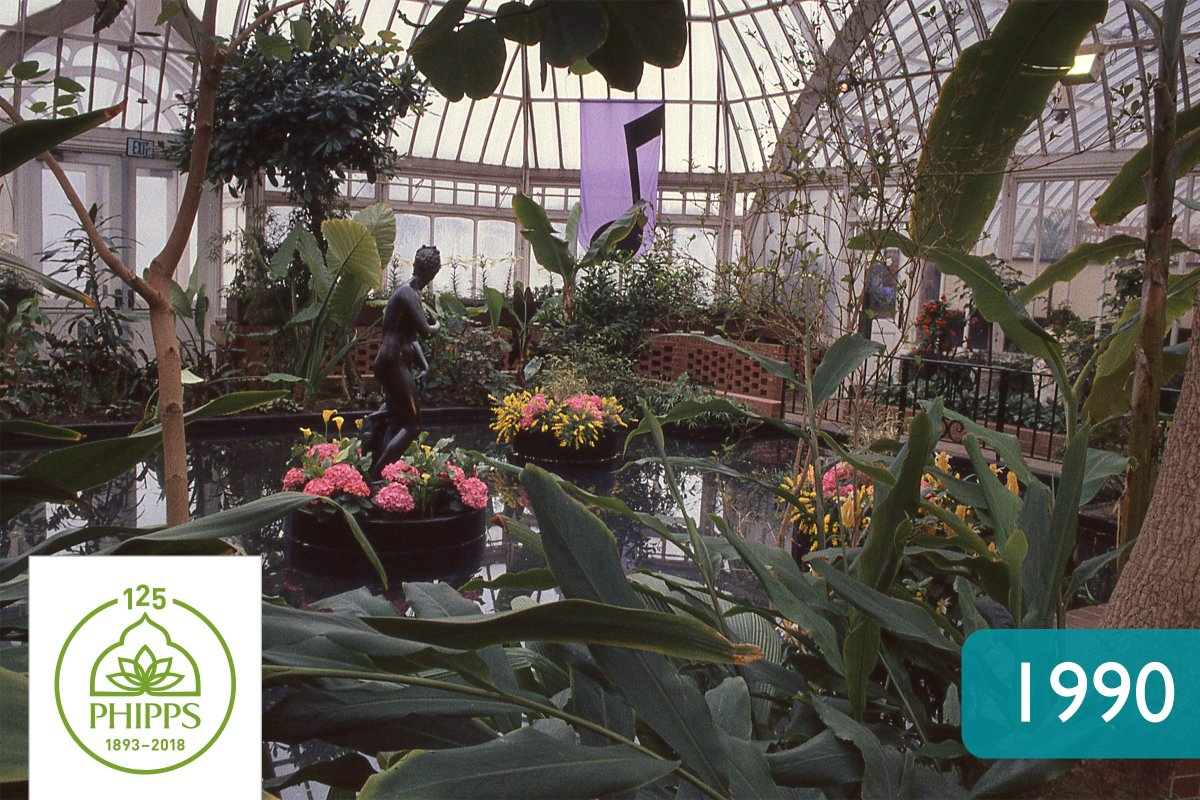 Phipps conservatory and botanical gardens on twitter tbt to phipps conservatory and botanical gardens on twitter tbt to phipps 1990 spring flower show spring symphony an orchestration of color visit phipps mightylinksfo