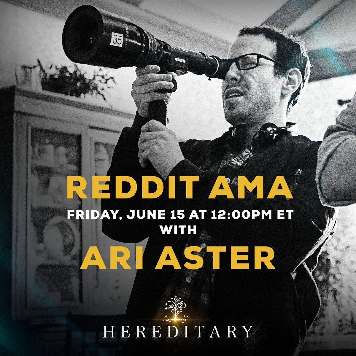 Hereditary On Twitter You Have Questions He Has Answers Join