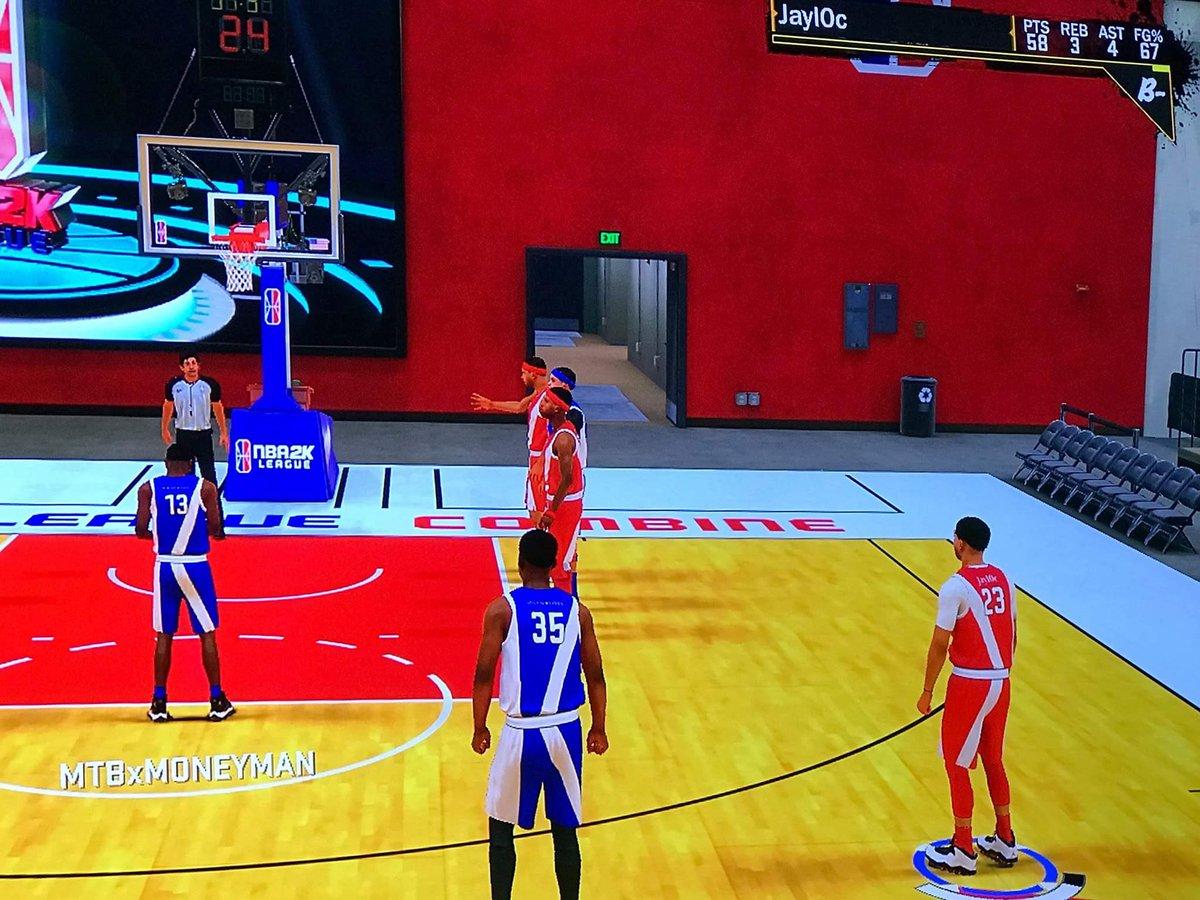 @NBA2KLeague next year I'm in