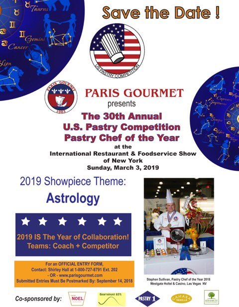 USPastryCompetition tagged Tweets and Download Twitter MP4