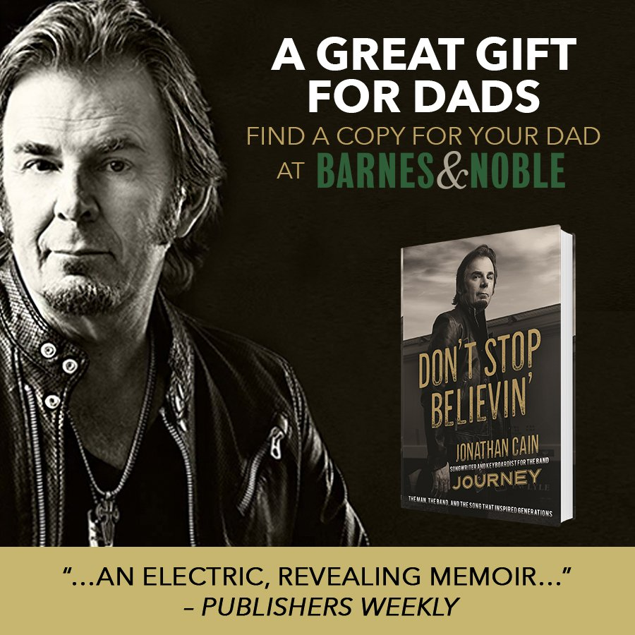 Get your last minute Father's Day gift at your local Barnes & Noble! 👍🏻 @BNBuzz