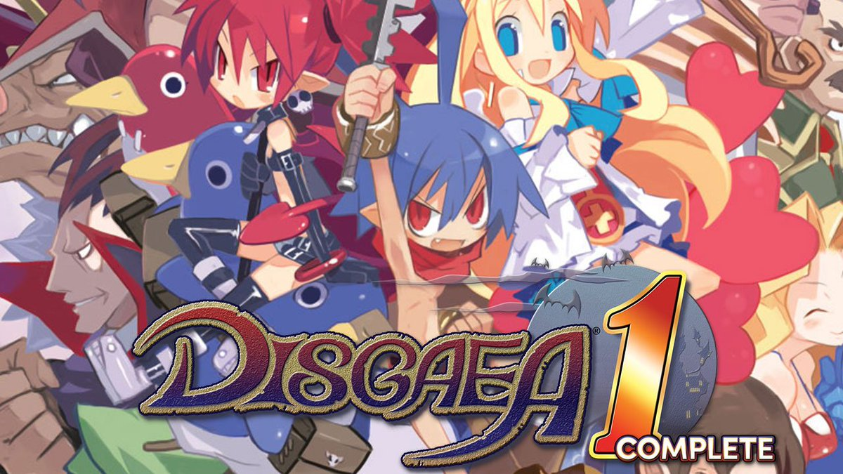 With #Disgaea 1 Complete coming out on #NintendoSwitch this October 9th, the Netherworld is now bigger than ever before! Where are you going to take Laharl, Etna, and Flonne? #Disgaea1Complete