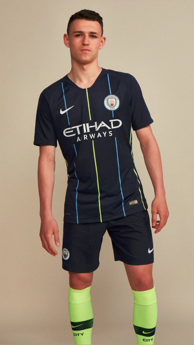 Maillot Domicile Manchester City Phil Foden