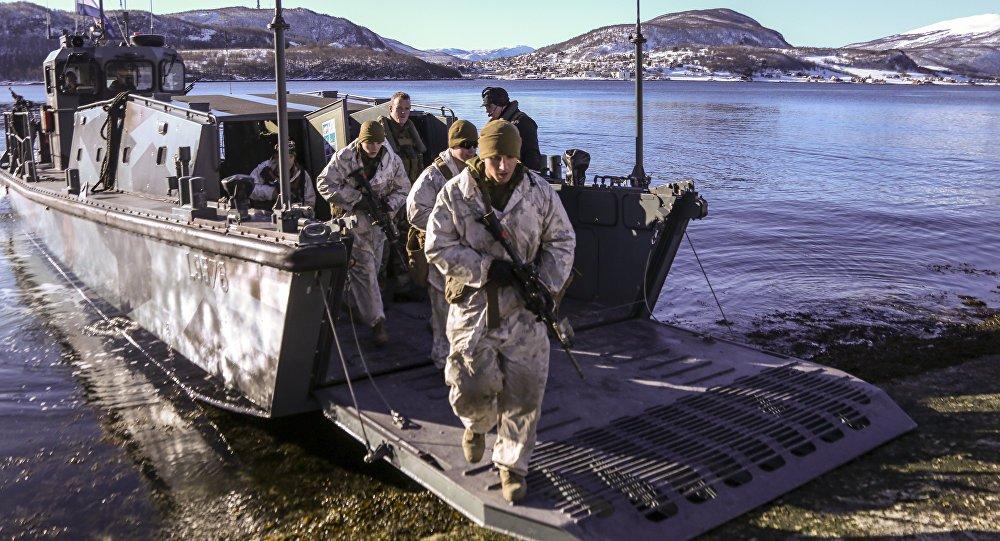 Rússia critica plano da Noruega de ter mais tropas dos EUA na fronteira https://t.co/Zr87obYMZB