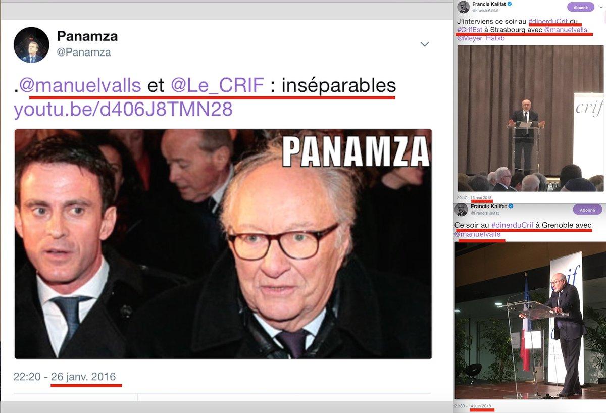 Valls et le Crif : toujours inséparables