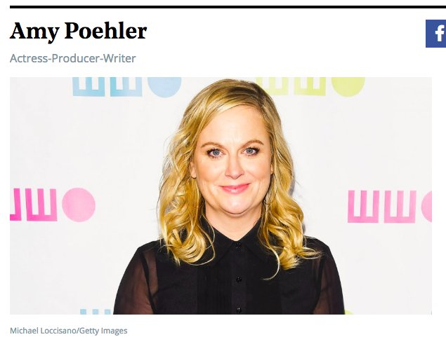god bless amy poehler