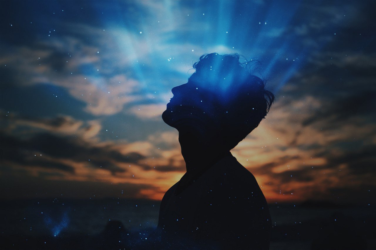 картинка взгляд в небо всего изучить